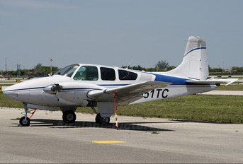 N951TC - Private Beechcraft 95 Baron