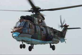 710 - Bulgaria - Air Force Aerospatiale AS532 Cougar