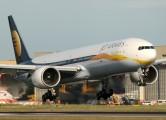 VT-JEB - Jet Airways Boeing 777-300ER aircraft