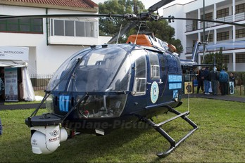 LQ-ARV - Argentina - Police Bolkow Bo.105
