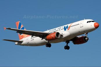 EI-DOP - Windjet Airbus A320