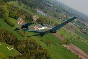OO-IAK - Private Yakovlev Yak-18