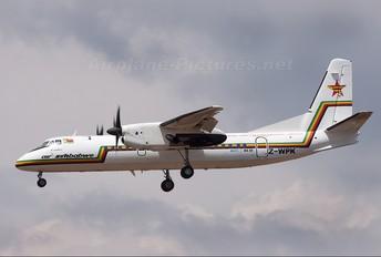 Z-WPK - Air Zimbabwe Xian MA-60