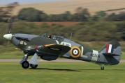 G-HHII - Private Hawker Hurricane Mk.IIb aircraft