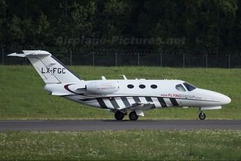 LX-FGC - Flying Group Cessna 510 Citation Mustang