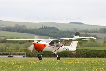 G-CCPV - Private Jabiru J400