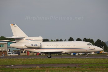EC-JBB - Private Dassault Falcon 900 series
