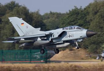 45+22 - Germany - Air Force Panavia Tornado - IDS