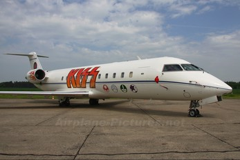 PH-AAG - Solid Air Canadair CL-600 CRJ-200