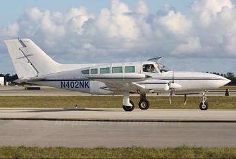 N402NK - Private Cessna 402B Utililiner