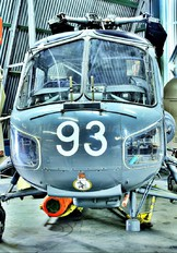 93 - South Africa - Air Force Museum Westland Wasp HAS.1