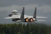 01-2000 - USA - Air Force McDonnell Douglas F-15E Strike Eagle aircraft