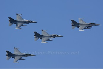 - - Belgium - Air Force General Dynamics F-16A Fighting Falcon