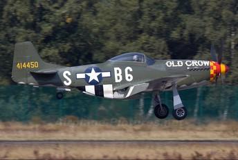 N167F - Scandinavian Historic Flight North American P-51D Mustang