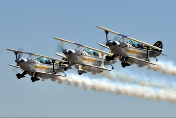 ZS-MZX - Private Pitts S-2B Special