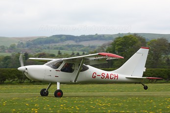 G-SACH - Private Glasair Glastar