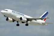 F-GRHZ - Air France Airbus A319 aircraft