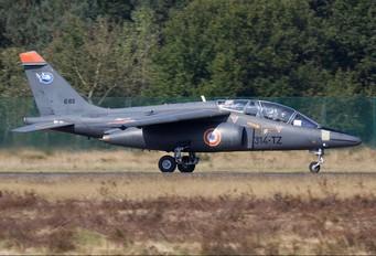 E83 - France - Air Force Dassault - Dornier Alpha Jet E