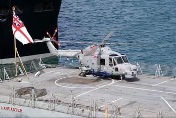 XZ691 - Royal Navy Westland Lynx HMA.8
