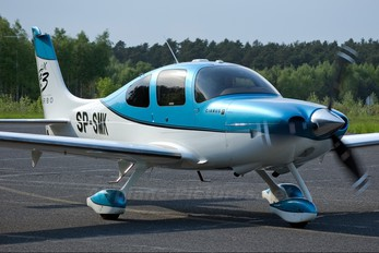 SP-SMK - Private Cirrus SR22