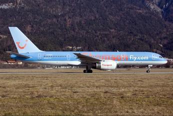 G-BYAO - Thomson/Thomsonfly Boeing 757-200