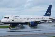 N663JB - JetBlue Airways Airbus A320 aircraft