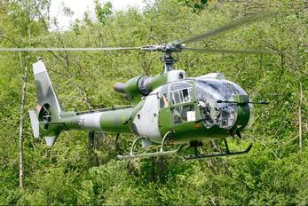 XX453 - British Army Westland Gazelle AH.1