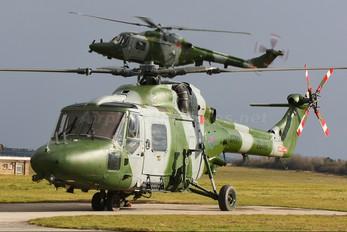 ZG918 - British Army Westland Lynx AH.9