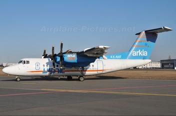 4X-AHF - Arkia de Havilland Canada DHC-7-100 series