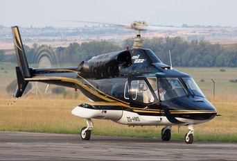 ZS-HMS - Private Bell 222