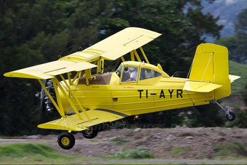 TI-AYR - Private Grumman G-164 Ag-Cat