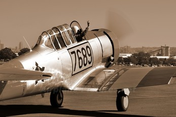 ZS-WFD - Private North American Harvard/Texan (AT-6, 16, SNJ series)