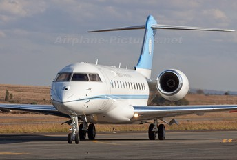 OK1 - Botswana - Government Bombardier BD-700 Global Express