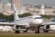 0001 - Venezuela - Air Force Airbus A319 CJ aircraft