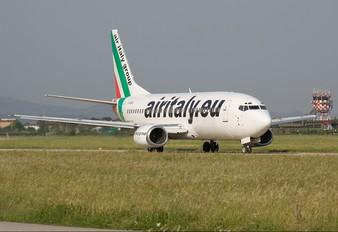 I-AIGL - Air Italy Boeing 737-300