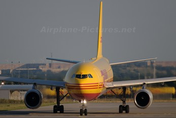 OO-DIF - DHL Cargo Airbus A300F