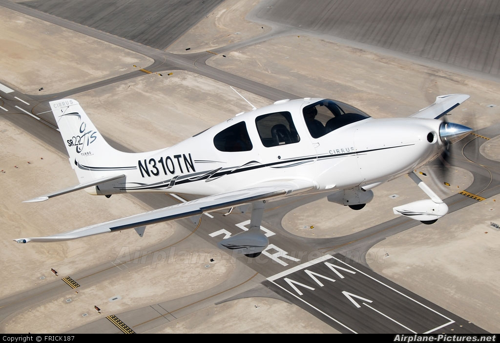 Private N310TN aircraft at In Flight - Nevada