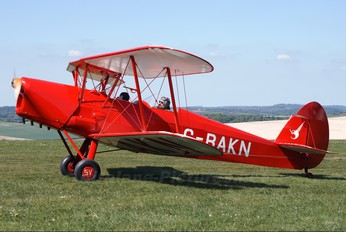 G-BAKN - Private Stampe SV4