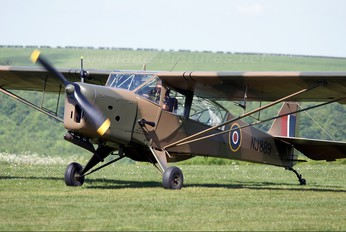 G-AHLK - Private Auster III