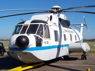 H-02 - Argentina - Air Force Sikorsky S-61R