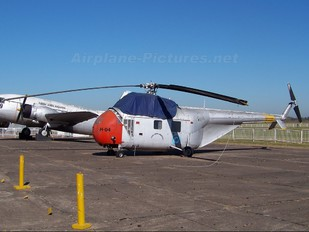 H-04 - Argentina - Air Force Sikorsky S-55