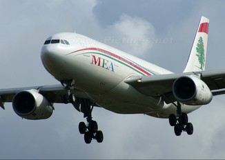 OD-MEB - MEA - Middle East Airlines Airbus A330-200
