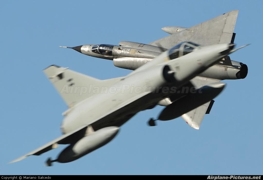 Argentina - Air Force I-018 aircraft at Morón