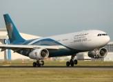 VT-JWD - Oman Air Airbus A330-200 aircraft