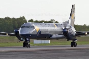 LX-WAV - West Air Europe British Aerospace ATP