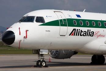 EI-DFG - Alitalia Express Embraer ERJ-170 (170-100)