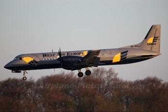 SE-MAJ - West Air Europe British Aerospace ATP