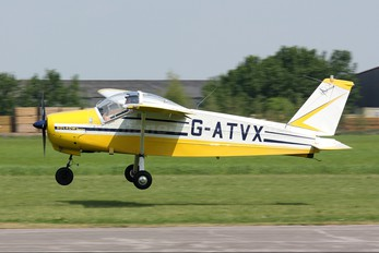 G-ATVX - Private Bolkow Bo.208 Junior