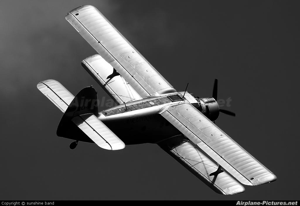 Air Unique LY-BIG aircraft at Waddington