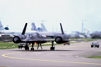 61-7979 - USA - Air Force Lockheed SR-71A Blackbird